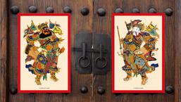 《中国传统年画精品赏析》